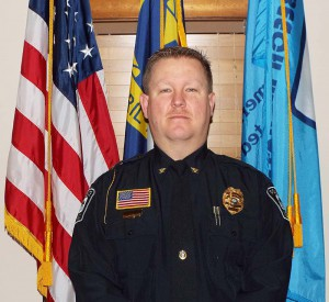 Police Chief Shawn Freeman