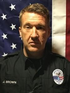 Officer Jason Brown