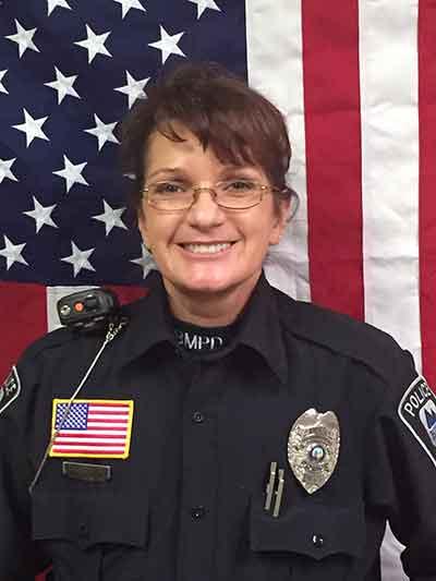 Captain Renee Carpenter