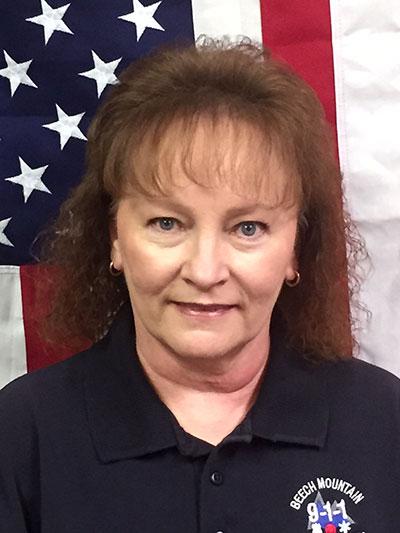 Tele-communicator Shirley Ray
