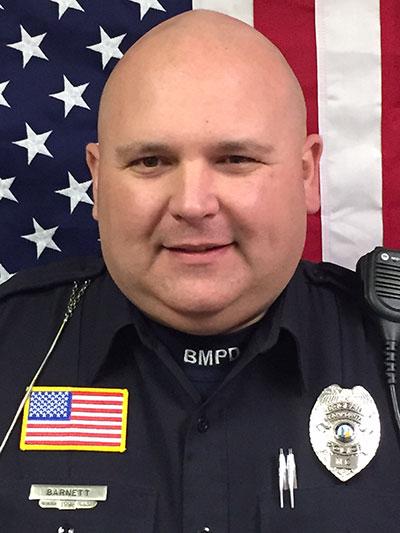 Sergeant Tim Barnett