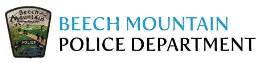 Beech Mountain Police Logo